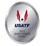 USATF sanction obtained